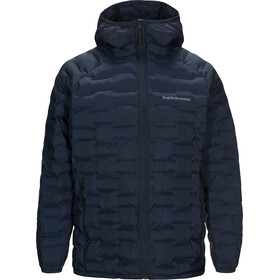 Peak Performance Argon Light Kapuzenjacke Herren blue shadow